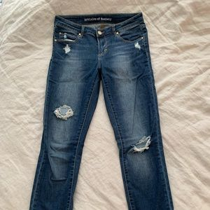 Articles of Society Distressed Jeans